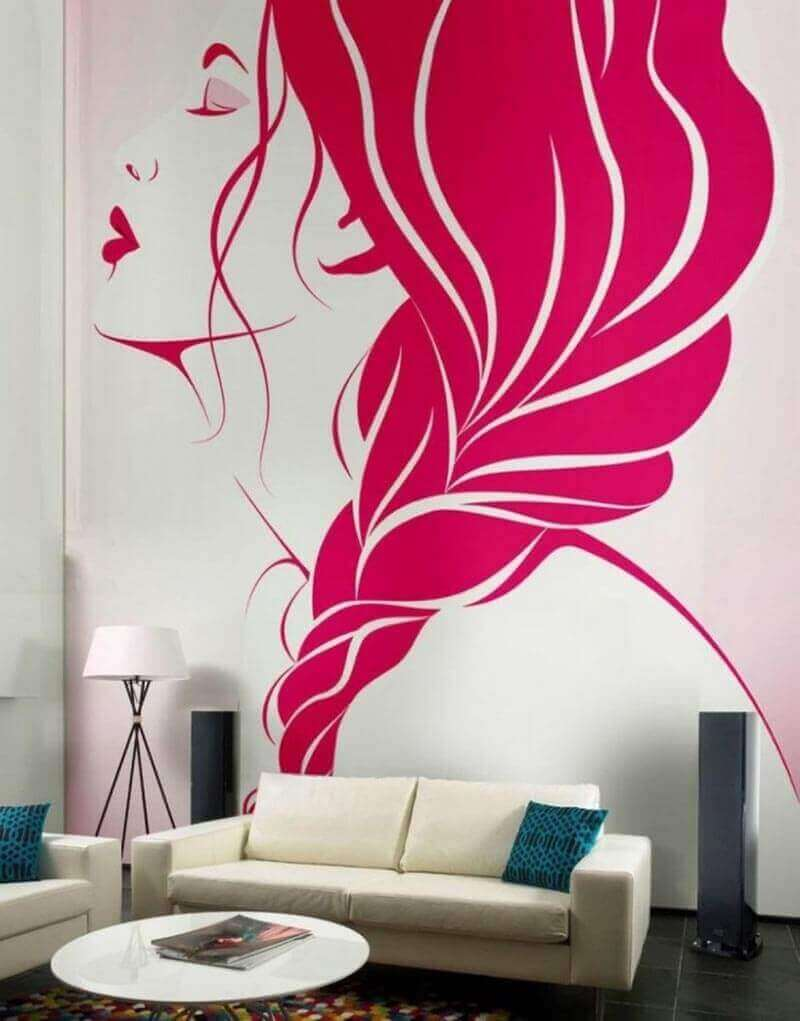 creative-wall-decor-design-beautify-modern-living-room