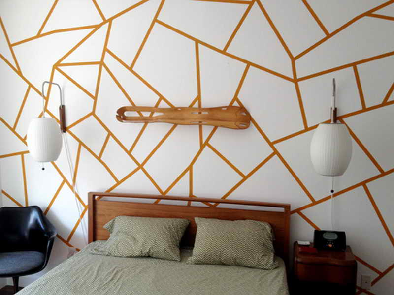 geometric-pattern-with-wall-painting