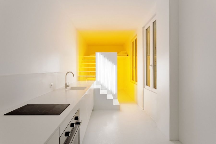 20-square-meter-Appartement Spectral by BETILLON DORVAL‐BORY